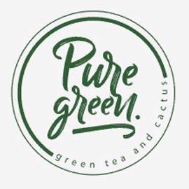 PURE GREEN Линия для волос, лица