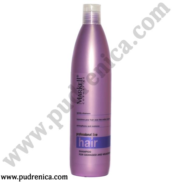 Шампунь для поврежденных и ослабленных волос