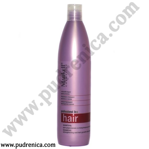 Шампунь для укрепления и стимуляции роста волос