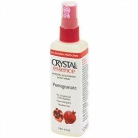 Дезодорант-спрей для тела с экстрактом граната Crystal (118 мл)