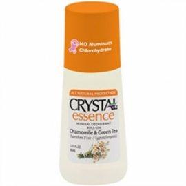 Роликовый дезодорант с ароматом ромашки Crystal (66 мл)