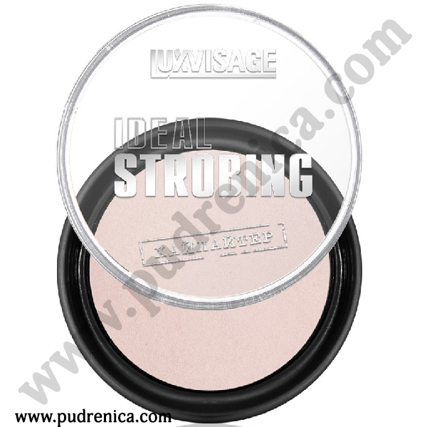 Хайлайтер  IDEAL STROBING LUXVISAGE 11 розовый жемчуг