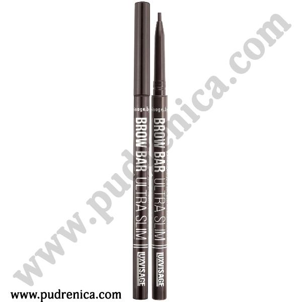 Карандаш brow bar ultra slim ультратонкий механический карандаш для бровей