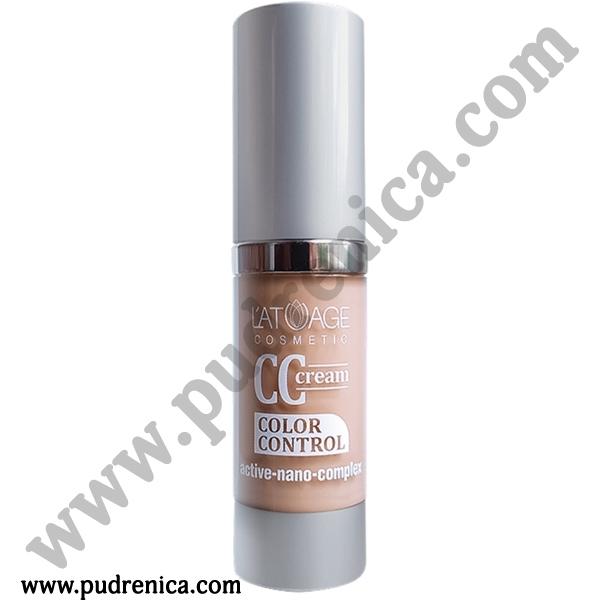 Тональный крем L'atuage cosmetic СС cream