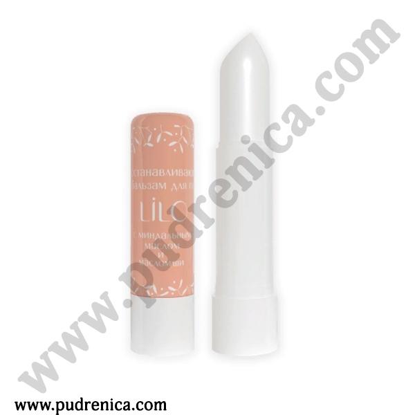 Бальзам для губ LiLo восстанавливающий