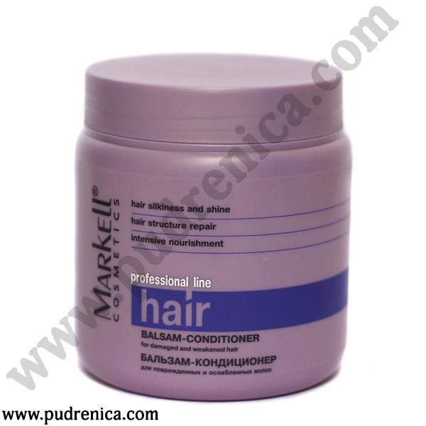 Бальзам-кондиционер для поврежденных и ослабленных волос