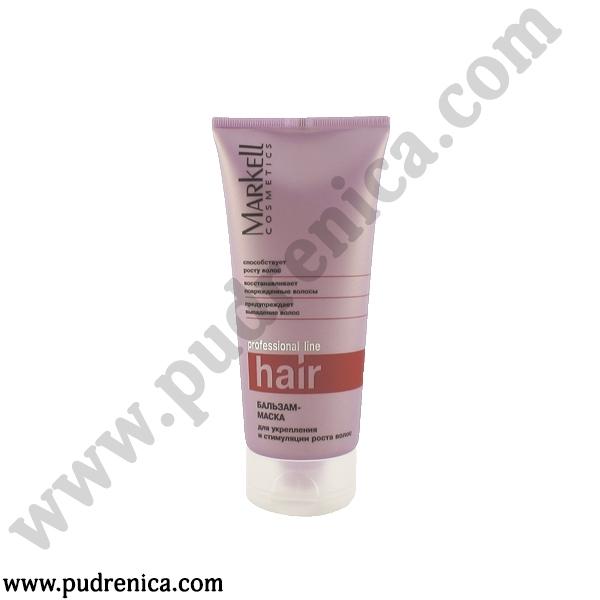 Бальзам-маска для укрепления и стимуляции роста волос
