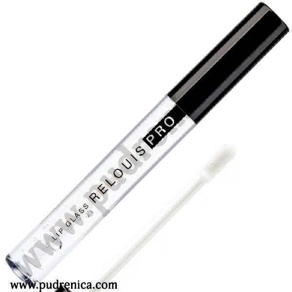Блеск для губ с эффектом «Жидкого Стекла» Relouis Pro Lip Glass