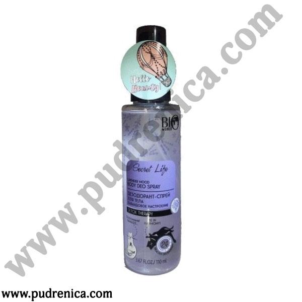 Дезодорант-спрей для тела Лавандовое настроение