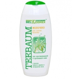 Молочко для снятия макияжа для чувствительной и проблемной кожи с маслом чайного дерева и экстрактом овса