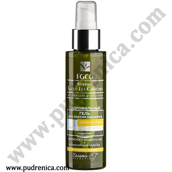 Гидрофильный гель для снятия макияжа для всех типов кожи