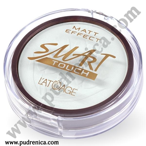 Пудра компактная L'ATUAGE Smart Touch бамбуковая