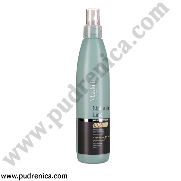 Спрей-уход для волос укрепляющий