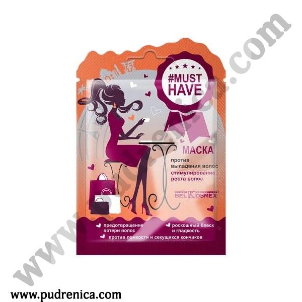 Маска против выпадения волос*стимулирование роста волос