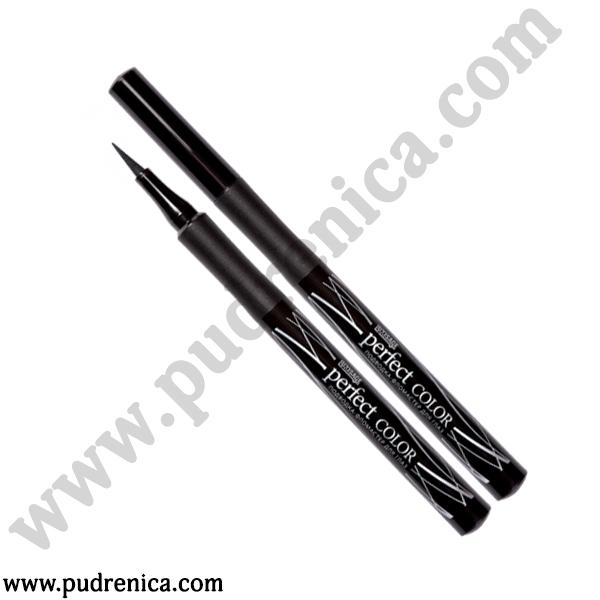 Подводка-фломастер для глаз Perfect Color (цвет черный)