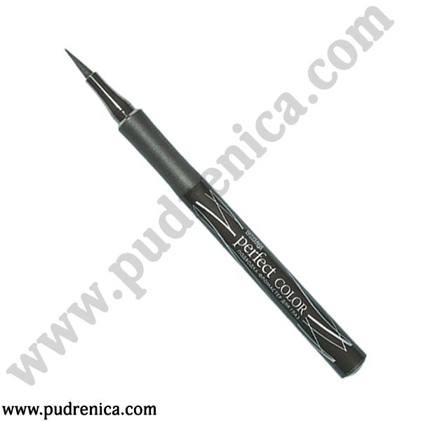 Подводка-фломастер для глаз Perfect Color (цвет серый)