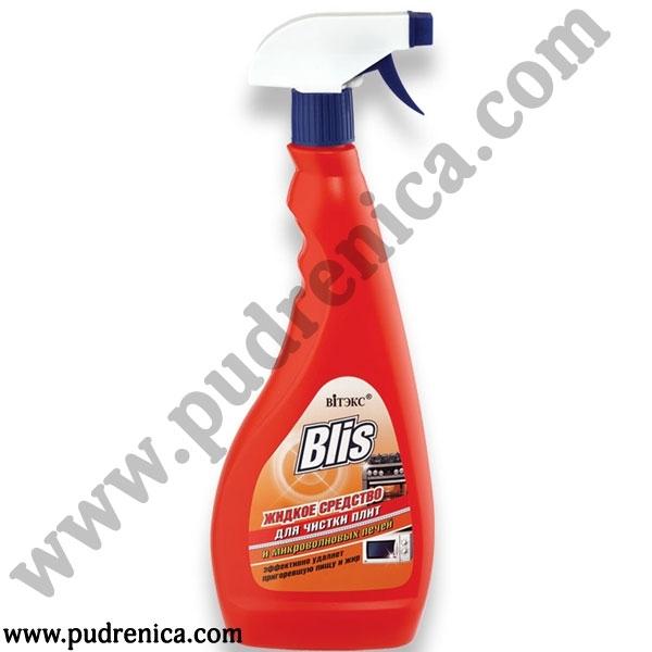 Жидкое средство для чистки плит и микроволновых печей